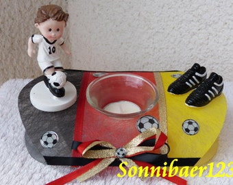 Lanterns - candle for football fans