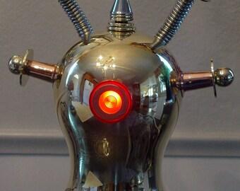 Ancient Cyclops Space Helmet Model