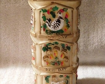 Made in Germany 12 Days of Christmas Candle