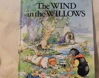 The Wind in the Willows by Derrydale Books
