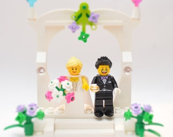 Lego Cake Toppers