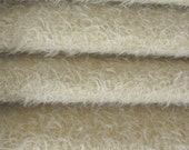 Quality 300S/CM - Mohair-1/4 yard (Fat) in Intercal's Color 485S-Oatmeal. A German Mohair Fur Fabric for Teddy Bear Making, Arts & Crafts