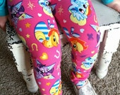 Pony leggings for baby, toddler and girls. Disney My Little Pony