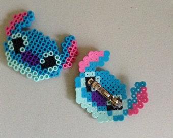 Stitch Barettes