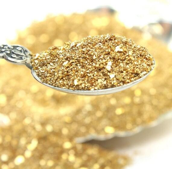 Gold Fusion MultigrainVintage GlitterMade With Pure