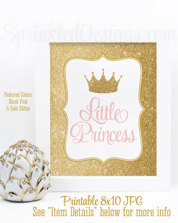 Little Princess Room Decor, Princess Birthday Decorations, Little ...