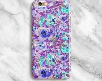 Watercolor iPhone 7 Case Cute iPhone 6s Case iPhone 6s Plus Case iPhone 5s Case iPhone SE Case iPhone 5c Case Galaxy S7 S6 S5 Case Edge 198