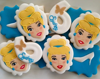 Cinderella cookies (two dozen)