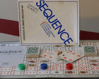 Sequence: An Exciting Game of Strategy