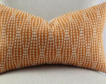 designer strands tiger lily fabricpillow coveraccent pillowdecorative pillowlumbar - Decorative Lumbar Pillows