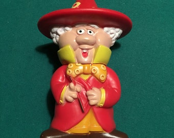 Vintage 70's Wizard of O's Spaghetti O's Vinyl Collectible Figure by Campbell Soup Company