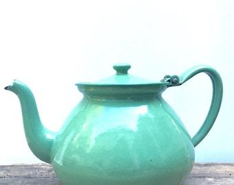 Large Vintage Tea Pot