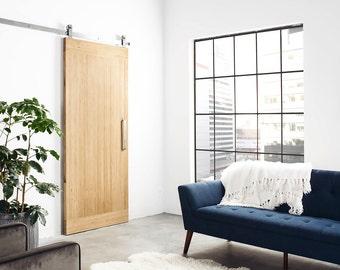 Modern Loft Sliding Barn Door
