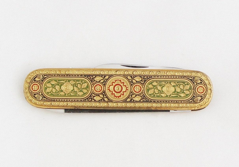 Couteaux de poche vintage