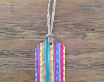 Cosby Sweater Gift Tag