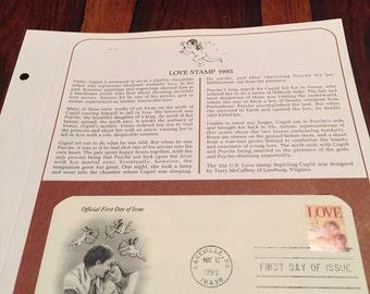 FDI Love Stamp