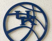 Kentucky Basketball Ornament