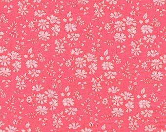 Liberty of London Tana Lawn Capel in Pink -- 1/4 Yard