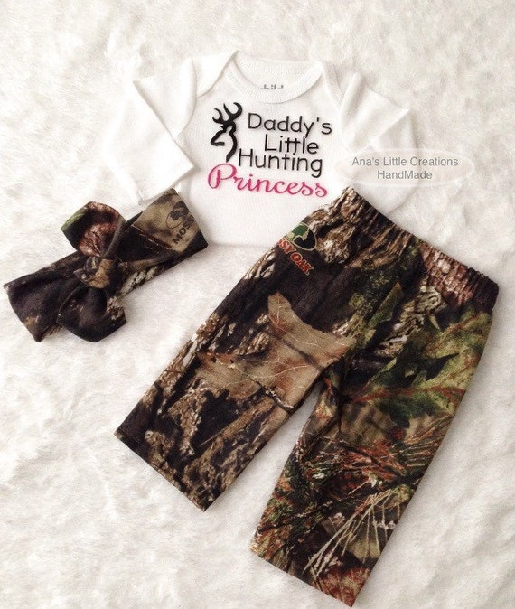 Mossy Oak Break-Up Country Baby Girl Newborn Take Home Outfit, Going Home Outfit, Baby Shower Gift Set, Camo Newborn Girl Outfit, Hot Pink