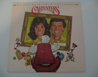 The Carpenters - An Old Fashioned Christmas  - 1984