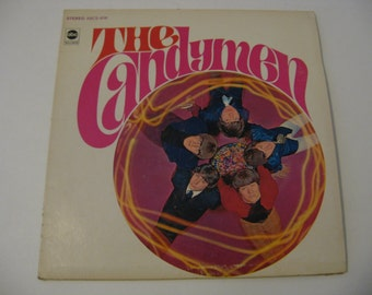 The Candyman - Self Titled - 1967  (Records