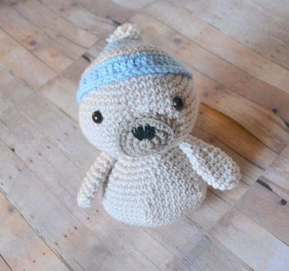 Amigurumi Sammy The Seal : Seamore the Seal Amigurumi Crochet Sealion by ...