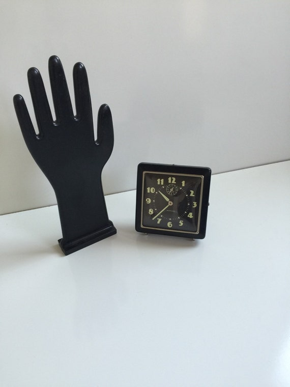 Vintage westclox art deco alarm clock Art deco alarm clocks