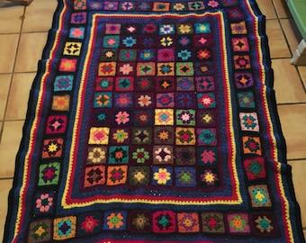 Handmade beautiful afgan
