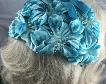 1950's half hat