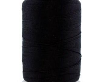 Silk Thread 1/2oz Spool Black Size B (CD7014)