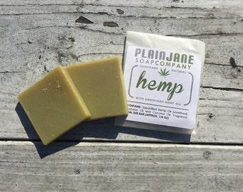 Hemp Soap - Sample Bar