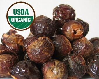 Soapnut Shells 8 oz. organic