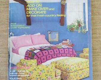 Vintage House & Garden Magazine - June 1974