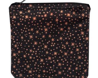 Copper Universe Zipper Purse (SKP-047)