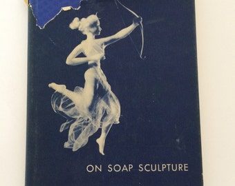 On Soap Sculpture by Lester Gaba - 1935 copyright
