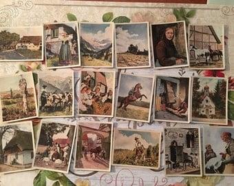 German Cigarette Cards