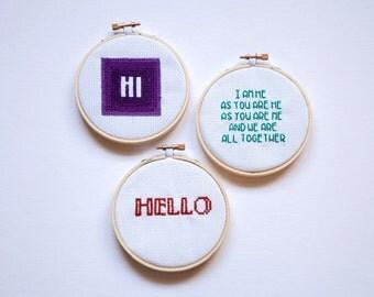 Stitch Set #4