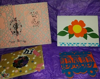 Greeting cards for every occassion that can be personalized for the recipient.