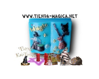 SOAP magic book