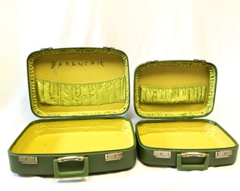 Go Green Suitcases