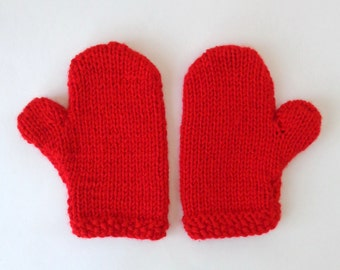 Stan Marsh Mittens / Gloves From South Park- Choose Your Character - Newborn to Adult Halloween / Cosplay/ Baby Shower