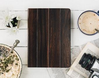 Wood iPad Air Case / Wood iPad Air Folio Case / iPad Air Wooden Case / iPad Air Flip Case / Padauk / Ultrathin / Gift Idea