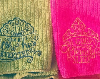 Fairy Tale Towels