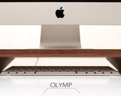 WoodUp OLYMP | Monitor wooden stand for iMac