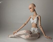 ursi sarna fashion   lingerie for Popovy Doll (new body 2015) - White Chains 01