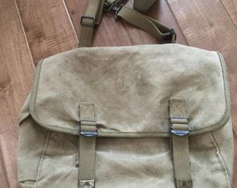 WW11 Musette Bag