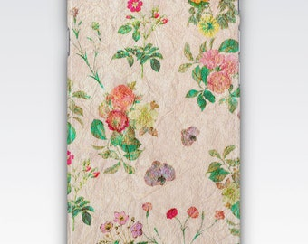 Case for iPhone 8, iPhone 6s,  iPhone 6 Plus,  iPhone 5s,  iPhone SE,  iPhone 5c,  iPhone 7,  Vintage Wildflower Floral iPhone