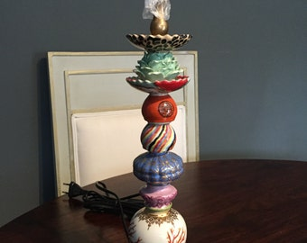 Handmade Porcelain Table lamp