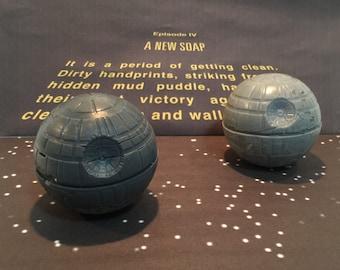 Death Star - Star Wars - Soap - Empire - Darth Vader - That's no moon!