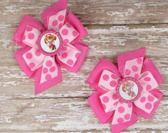 Skye pinwheel piggy set